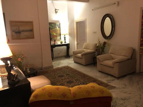 2 BHK Furnished Residential Flat For Rent in New Alipur