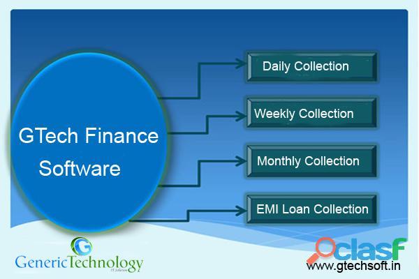 GTech Online Finance Software