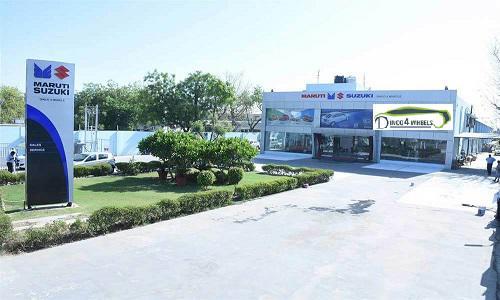 Auto Vibes - Most Leading Maruti Showroom Rewari