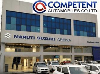 Dial Competent Automobiles Maruti Suzuki Bahadurgarh Contact