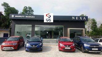 GS Motors Pvt Ltd. - Prominent Nexa Maruti Showroom