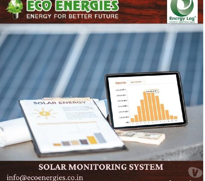 Iot Based Solar Monitoring System