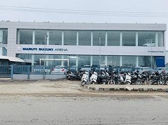 Karnal Maruti Suzuki Showroom Contact Number