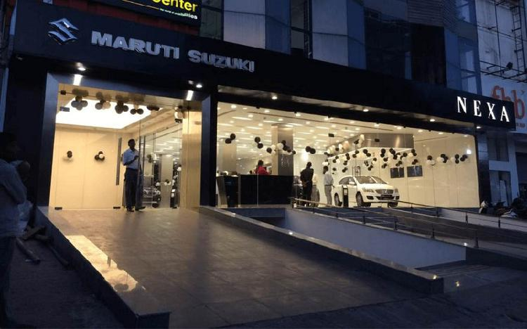 Pallavi Motors - Best Dealer of Maruti Nexa Guwahati