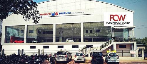 Poddar Car World - Trusted Dealer of Maruti Suzuki Arena