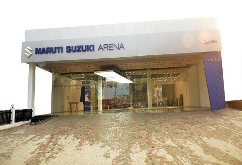 Ramkrishan Motors - Prominent Dealer of Maruti Suzuki