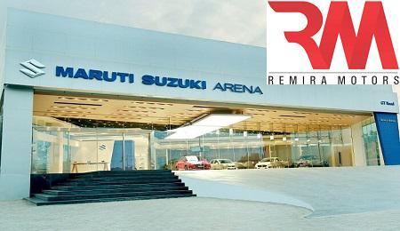 Remira Motors - Trustable Dealer of Maruti Moga
