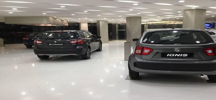 Visit Jagmohan Automotives Sonipat Maruti Showroom