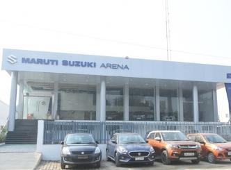 Visit Smartwheels Pvt. Ltd. Gorakhpur Maruti Suzuki Showroom