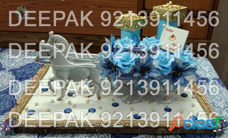 WEDDING GIFTS PACKING SERVICE AT YOUR HOME....9213911456