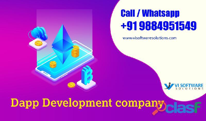 DApp Development Company VI Software Solutions