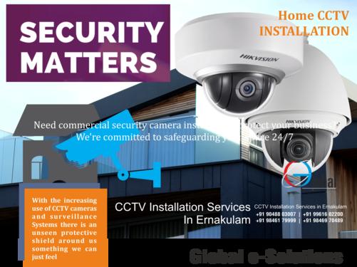 CCTV SECURITY CAMERA AND ALARM SYSTEM INSTALLATION