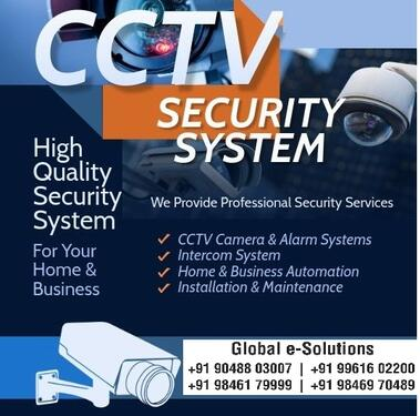 Security System Dealers in Cochin Security System