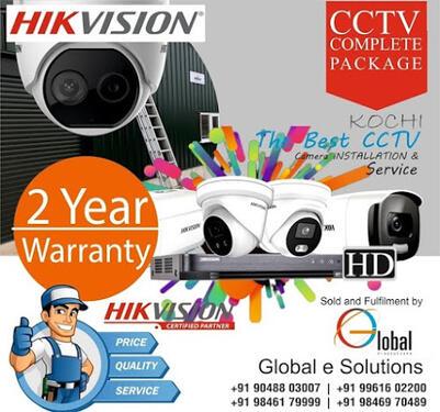 HIKVISION CCTV Camera Dealers in Pathanamthitta CCTV Insta