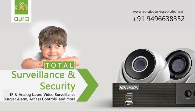 AURA - Best CCTV Dealers in Kerala-Pandalam-Adoor